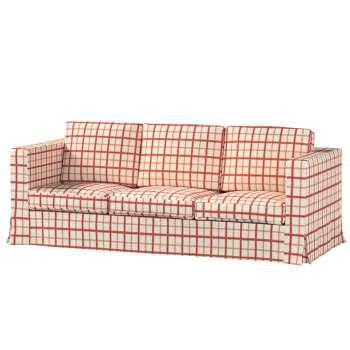 Potah na pohovku IKEA  Karlanda 3-místná nerozkládací, dlouhý pohovka Karlanda 3-os v kolekci Avignon, látka: 131-15