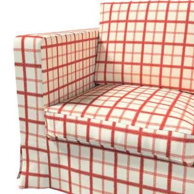 Karlanda klädsel 3-sits soffa - lång i kollektionen Avinon, Tyg: 131-15