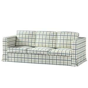 Pokrowiec na sofę Karlanda 3-osobową nierozkładaną, długi Sofa Karlanda 3-os w kolekcji Avinon, tkanina: 131-66