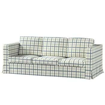 Potah na pohovku IKEA  Karlanda 3-místná nerozkládací, dlouhý pohovka Karlanda 3-os v kolekci Avignon, látka: 131-66