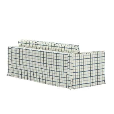 Bezug für Karlanda 3-Sitzer Sofa nicht ausklappbar, lang von der Kollektion Avinon, Stoff: 131-66