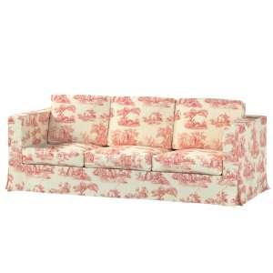 Karlanda 3-Sitzer  Sofabezug nicht ausklappbar lang Sofa Karlanda 3-lang von der Kollektion Avinon, Stoff: 132-15