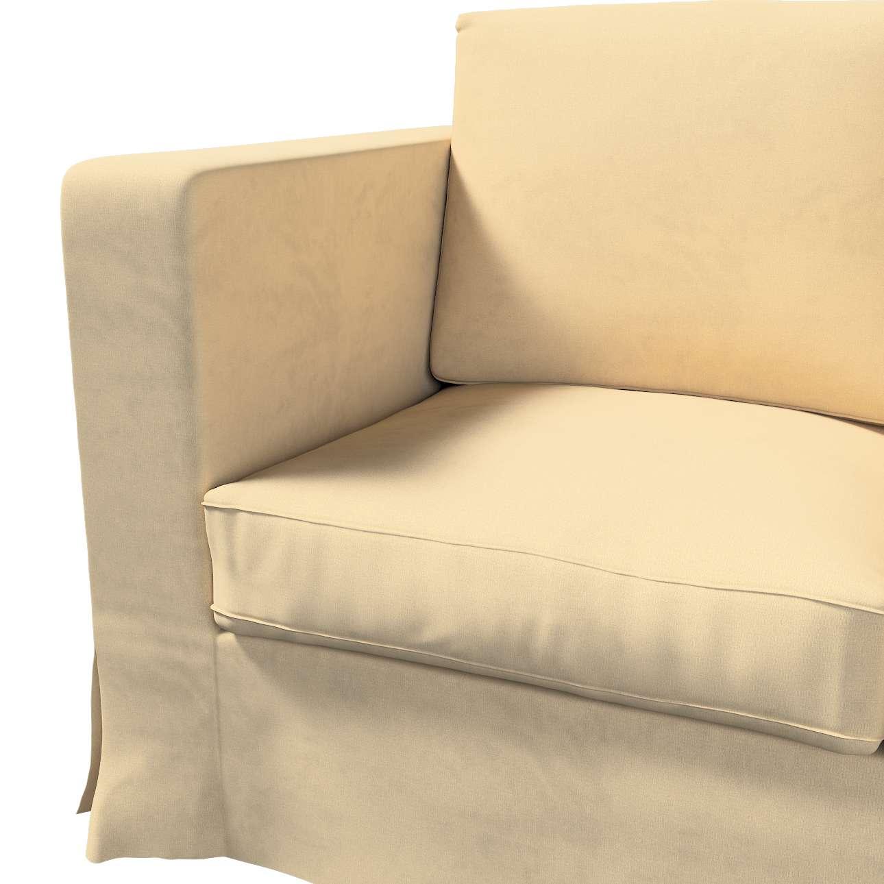 Karlanda klädsel 3-sits soffa - lång i kollektionen Living 2, Tyg: 160-82