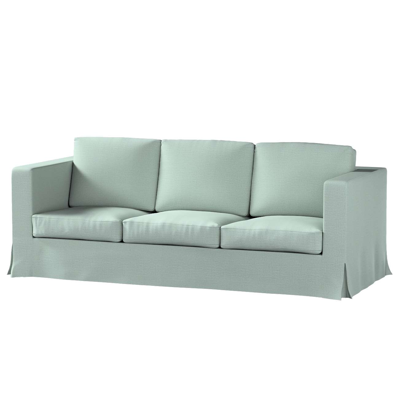 Potah na pohovku IKEA  Karlanda 3-místná nerozkládací, dlouhý v kolekci Living II, látka: 160-86