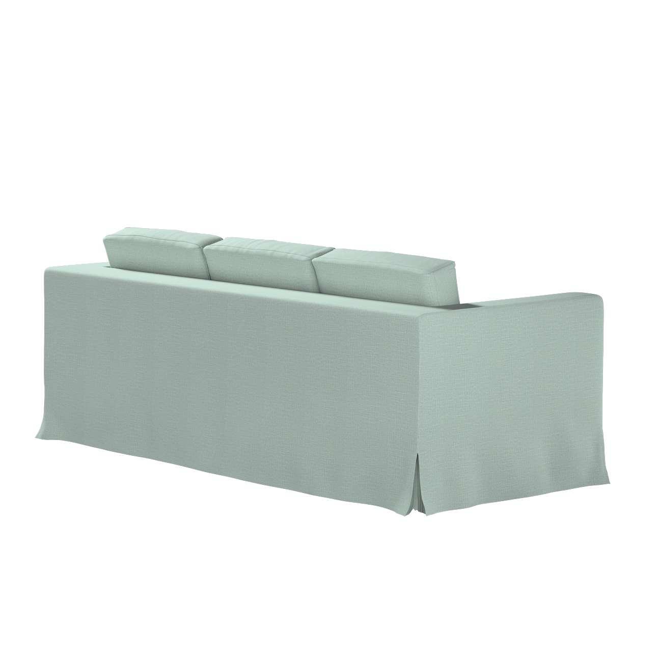 Bezug für Karlanda 3-Sitzer Sofa nicht ausklappbar, lang von der Kollektion Living II, Stoff: 160-86