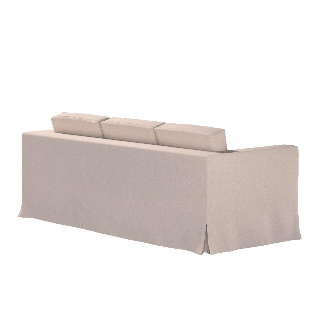 Bezug für Karlanda 3-Sitzer Sofa nicht ausklappbar, lang von der Kollektion Living II, Stoff: 160-85