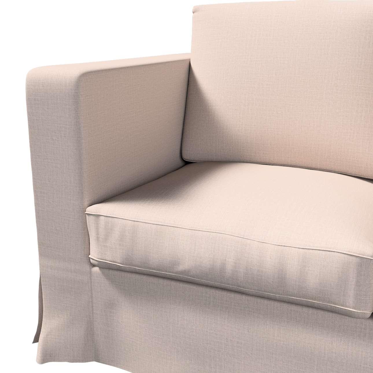 Karlanda klädsel 3-sits soffa - lång i kollektionen Living 2, Tyg: 160-85