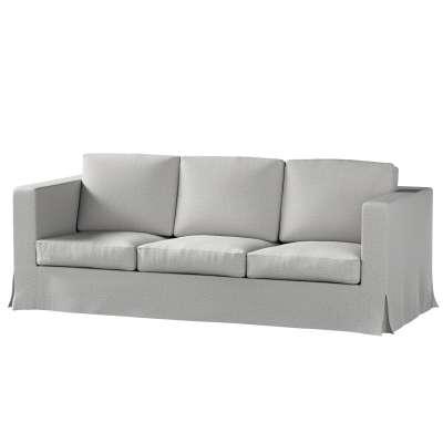 Potah na pohovku IKEA  Karlanda 3-místná nerozkládací, dlouhý v kolekci Living II, látka: 160-89