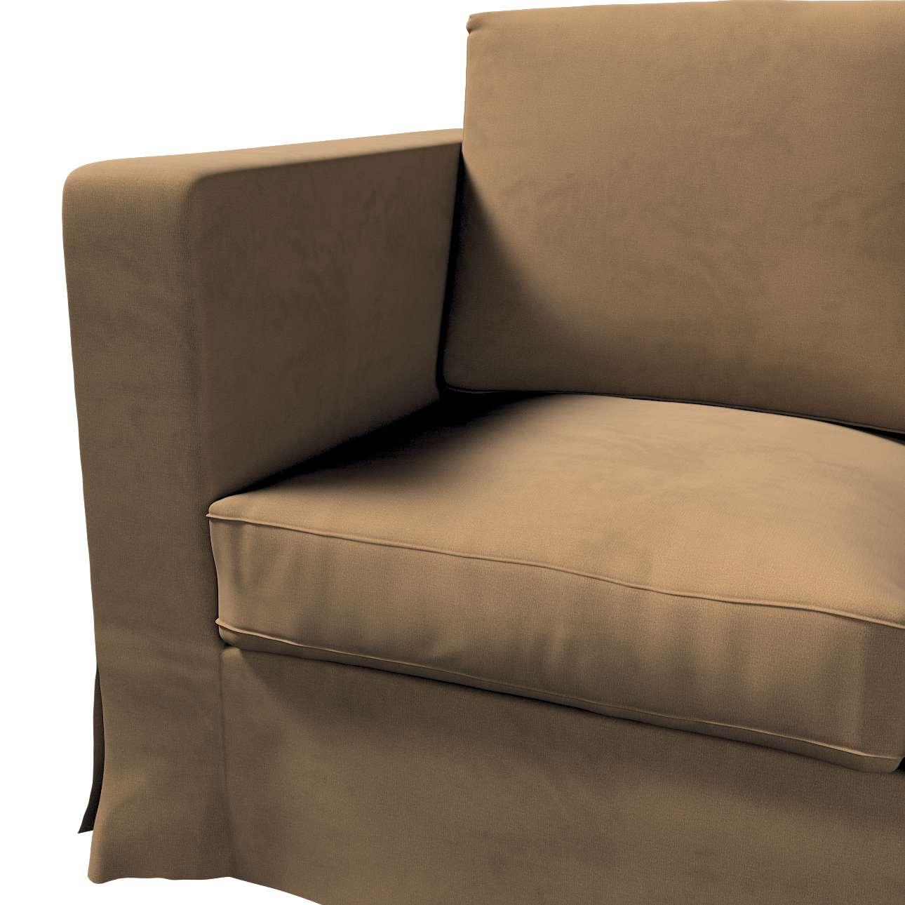 Karlanda 3-üléses  kanapé huzat nem kinyitható hosszú a kollekcióból Living 2, Dekoranyag: 160-94