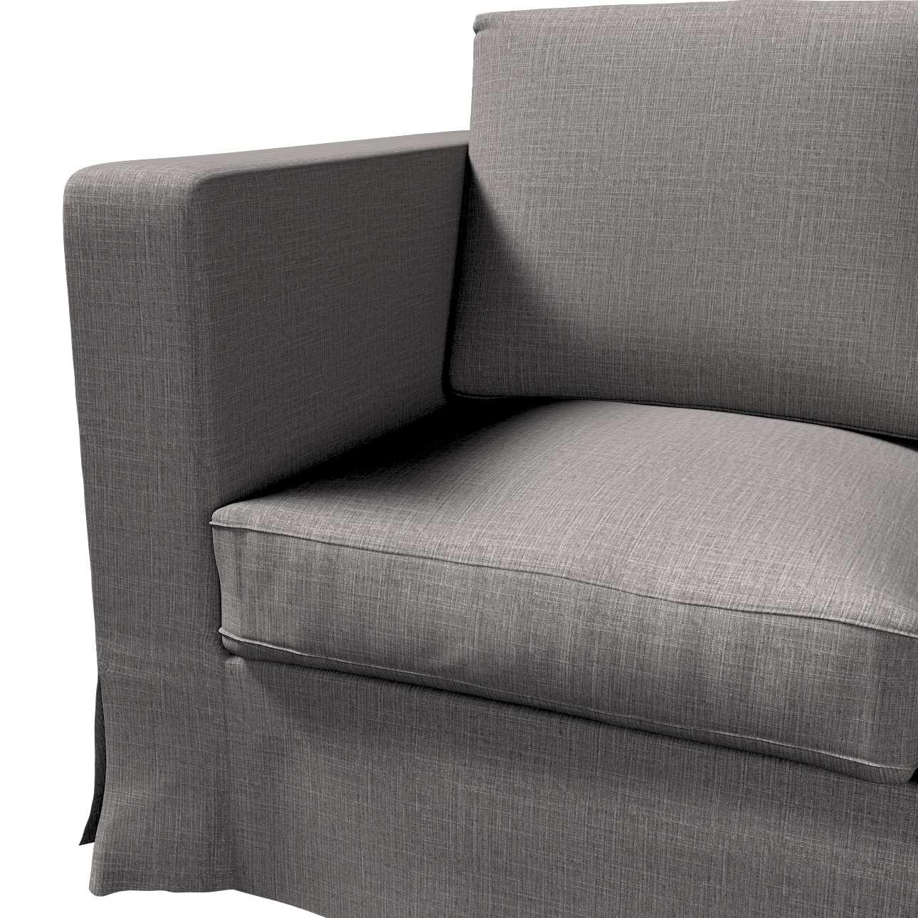 Bezug für Karlanda 3-Sitzer Sofa nicht ausklappbar, lang von der Kollektion Living II, Stoff: 161-16