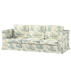 Karlanda 3-Sitzer  Sofabezug nicht ausklappbar lang Sofa Karlanda 3-lang von der Kollektion Avinon, Stoff: 132-66