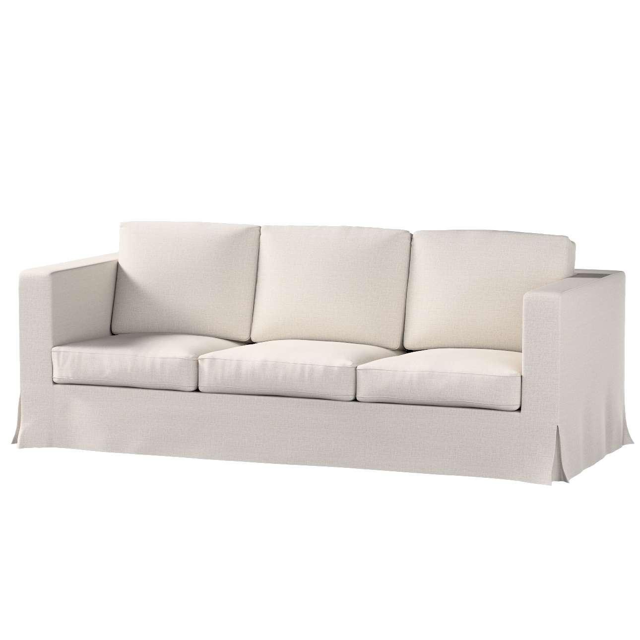 Potah na pohovku IKEA  Karlanda 3-místná nerozkládací, dlouhý v kolekci Living II, látka: 161-00