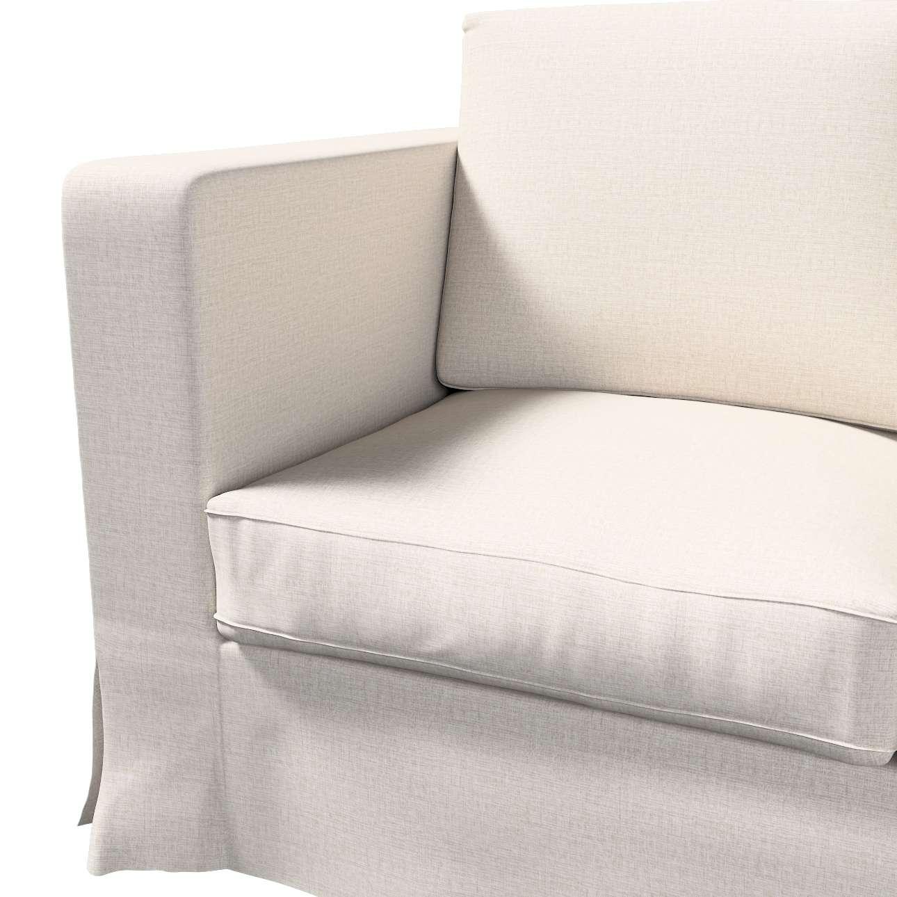 Bezug für Karlanda 3-Sitzer Sofa nicht ausklappbar, lang von der Kollektion Living II, Stoff: 161-00