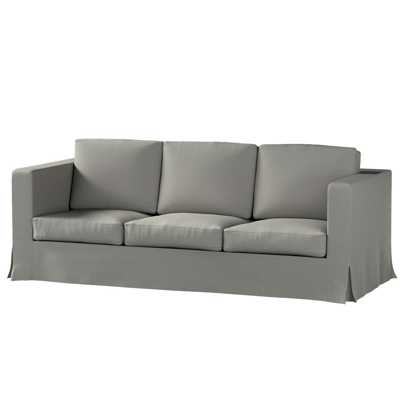 Bezug für Karlanda 3-Sitzer Sofa nicht ausklappbar, lang von der Kollektion Etna, Stoff: 161-25