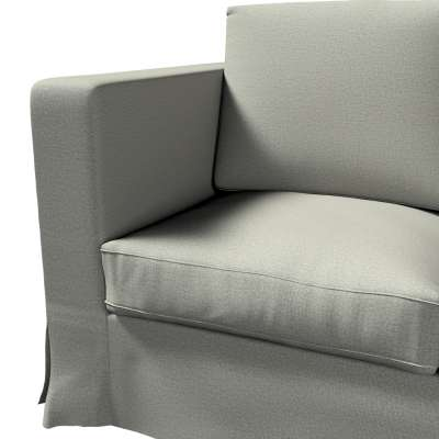 Pokrowiec na sofę Karlanda 3-osobową nierozkładaną, długi w kolekcji Etna, tkanina: 161-25