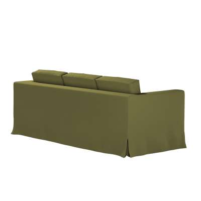 Potah na pohovku IKEA  Karlanda 3-místná nerozkládací, dlouhý
