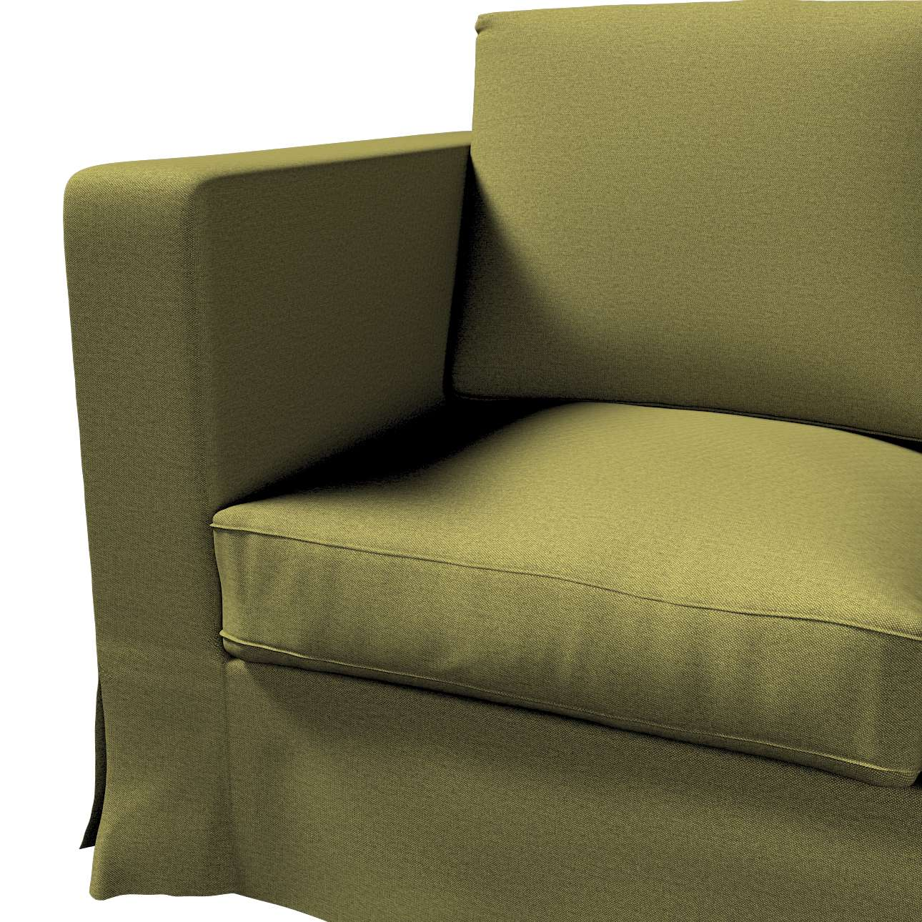 Karlanda 3-üléses  kanapé huzat nem kinyitható hosszú a kollekcióból Etna Bútorszövet, Dekoranyag: 161-26