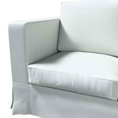 Karlanda klädsel 3-sits soffa - lång i kollektionen Bergen, Tyg: 161-72