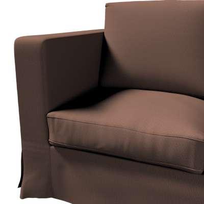 Karlanda klädsel 3-sits soffa - lång i kollektionen Bergen, Tyg: 161-73