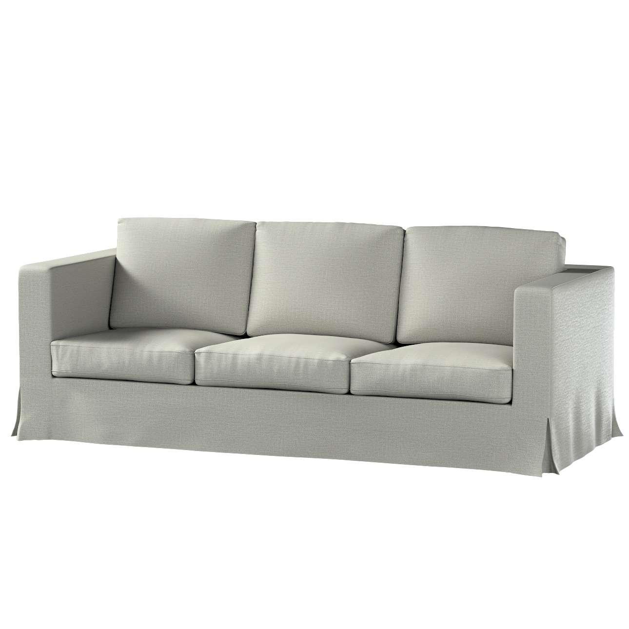 Karlanda 3-üléses  kanapé huzat nem kinyitható hosszú a kollekcióból Bergen, Dekoranyag: 161-83