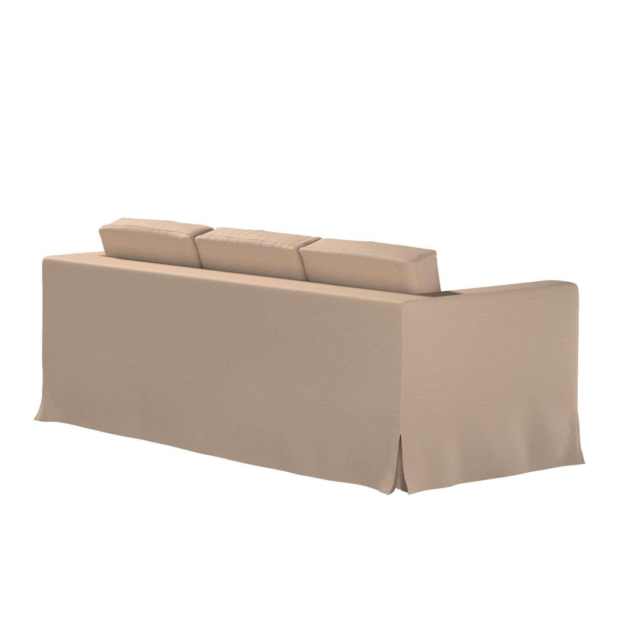Karlanda 3-üléses  kanapé huzat nem kinyitható hosszú a kollekcióból Bergen, Dekoranyag: 161-75