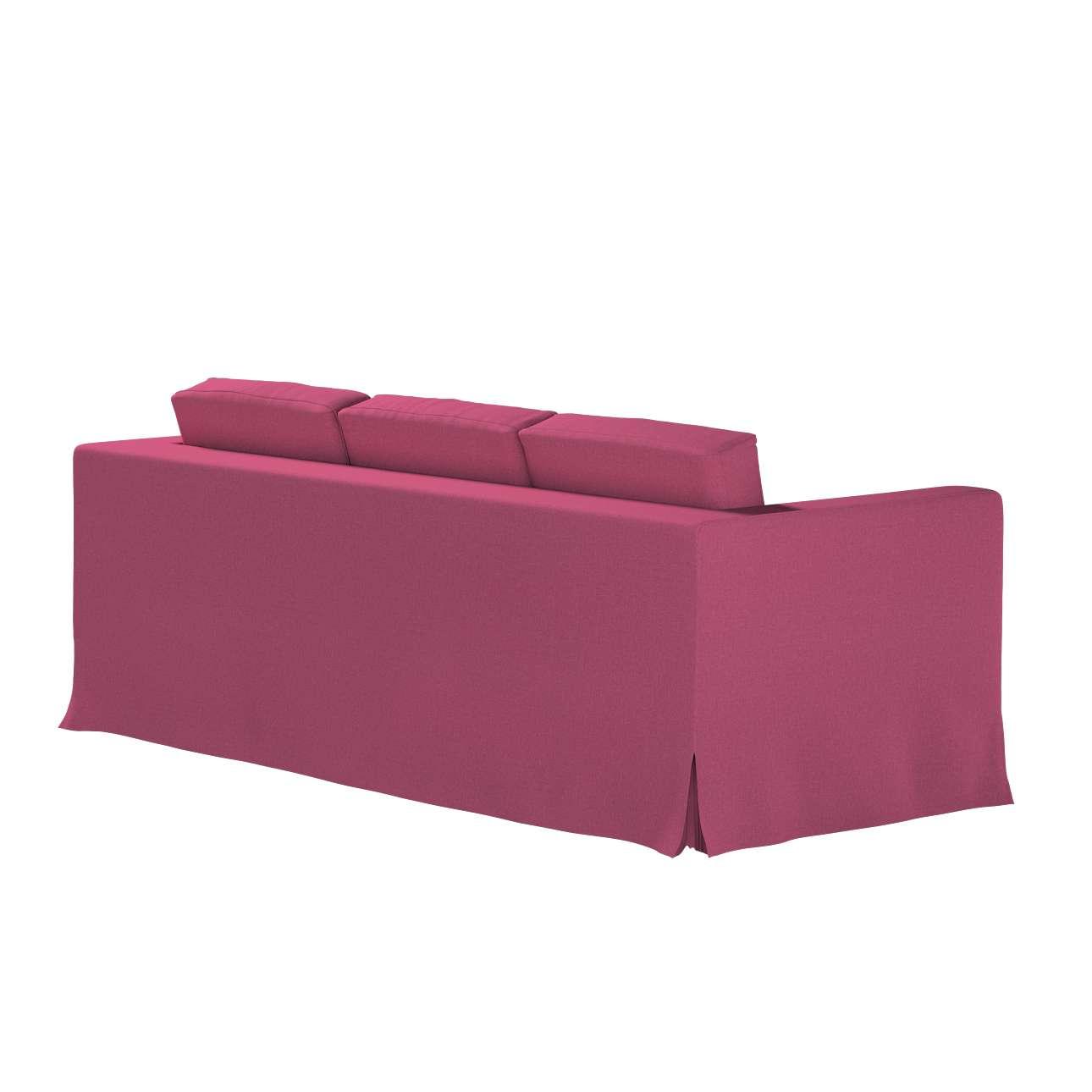 Karlanda klädsel 3-sits soffa - lång i kollektionen Living, Tyg: 160-44