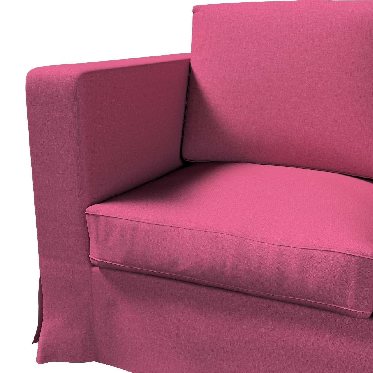 Potah na pohovku IKEA  Karlanda 3-místná nerozkládací, dlouhý v kolekci Living, látka: 160-44