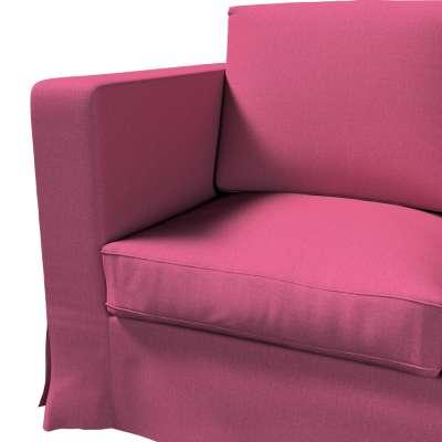 Pokrowiec na sofę Karlanda 3-osobową nierozkładaną, długi w kolekcji Living, tkanina: 160-44
