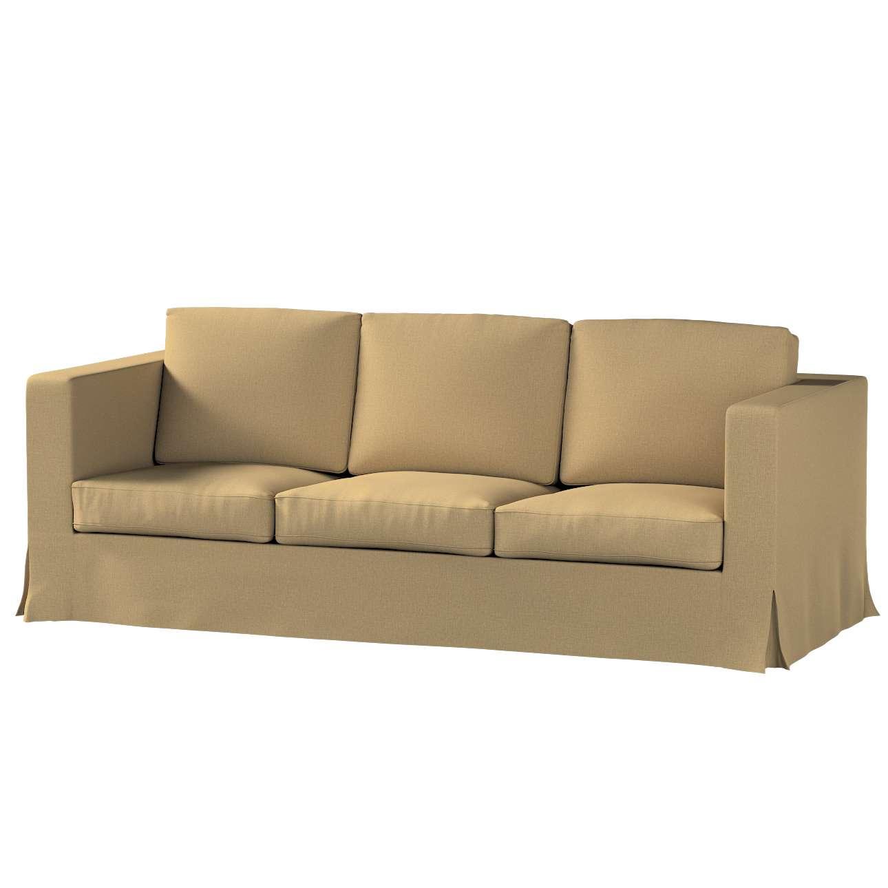 Karlanda 3-üléses  kanapé huzat nem kinyitható hosszú a kollekcióból Living Bútorszövet, Dekoranyag: 161-50