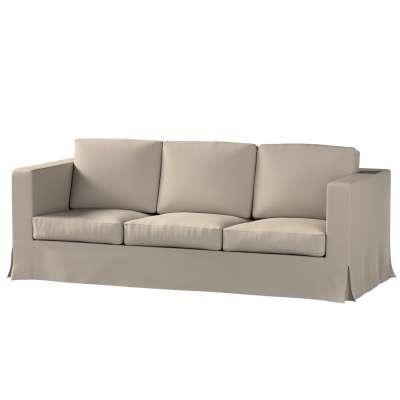 Karlanda 3-üléses  kanapé huzat nem kinyitható hosszú a kollekcióból Living Bútorszövet, Dekoranyag: 161-53