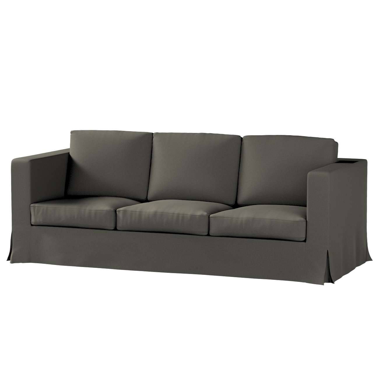 Potah na pohovku IKEA  Karlanda 3-místná nerozkládací, dlouhý v kolekci Living, látka: 161-55