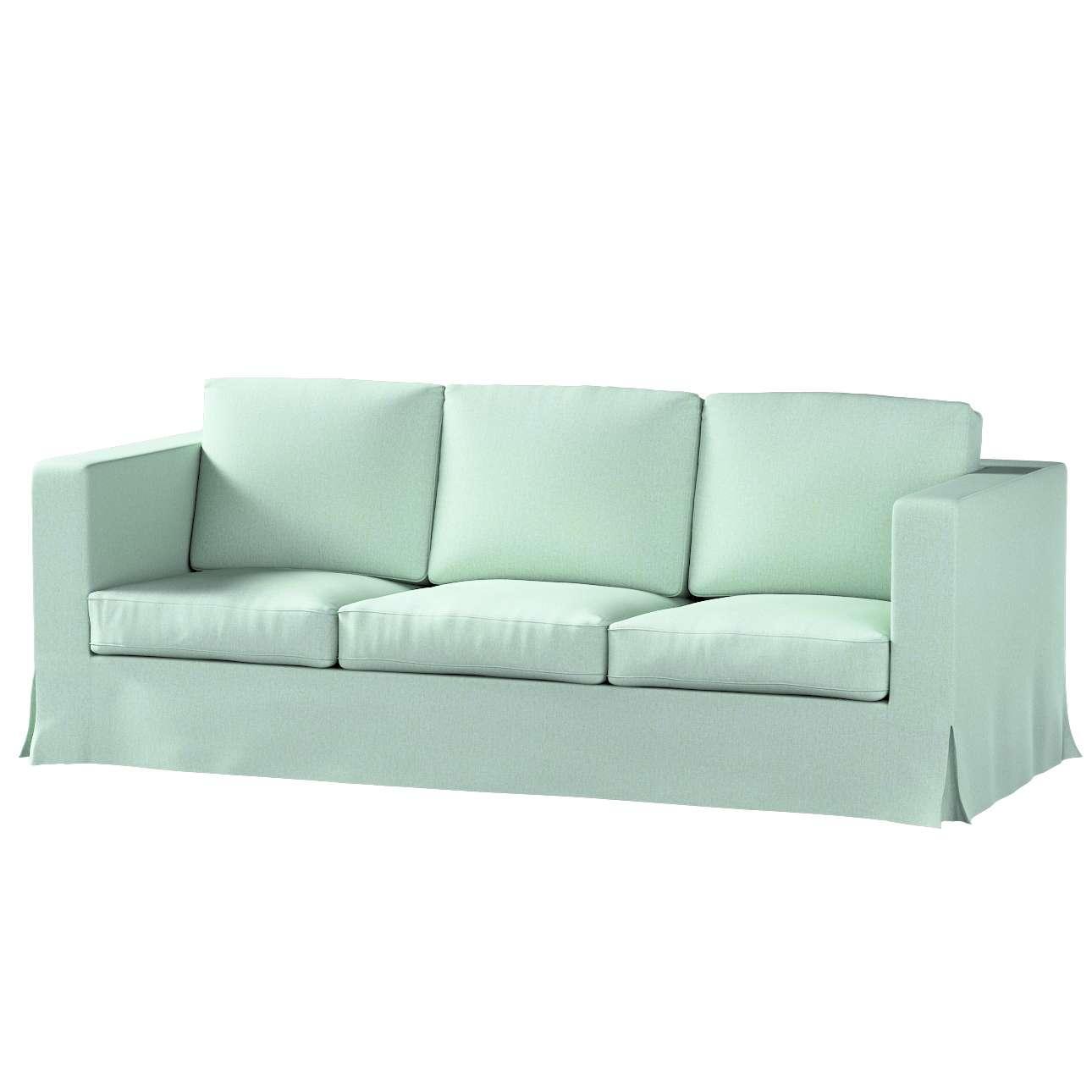 Karlanda klädsel 3-sits soffa - lång i kollektionen Living, Tyg: 161-61