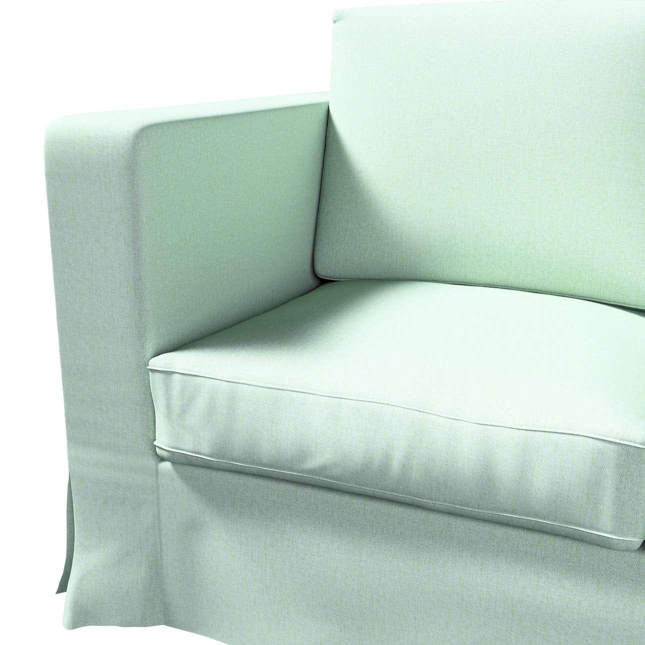 Bezug für Karlanda 3-Sitzer Sofa nicht ausklappbar, lang von der Kollektion Living, Stoff: 161-61