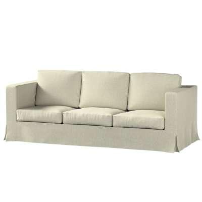 Potah na pohovku IKEA  Karlanda 3-místná nerozkládací, dlouhý v kolekci Living, látka: 161-62