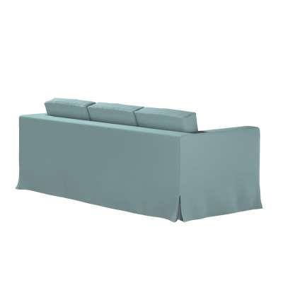 Karlanda 3-üléses  kanapé huzat nem kinyitható hosszú a kollekcióból Cotton Panama Bútorszövet, Dekoranyag: 702-40