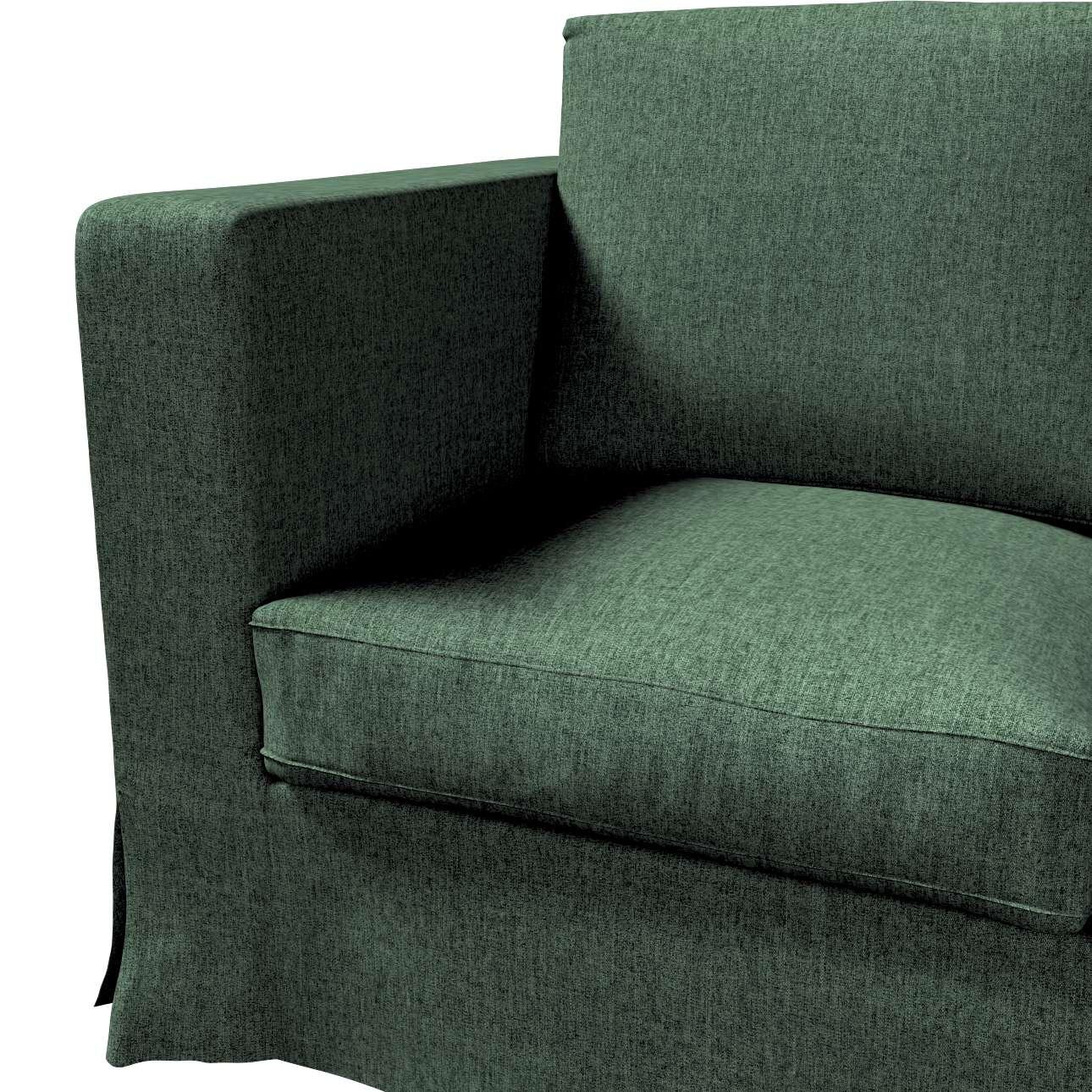 Karlanda betræk 3 sæder, lang fra kollektionen City, Stof: 704-81