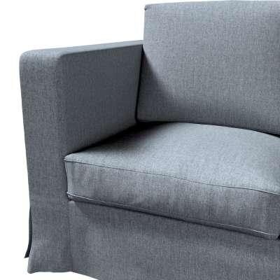 Pokrowiec na sofę Karlanda 3-osobową nierozkładaną, długi w kolekcji City, tkanina: 704-86