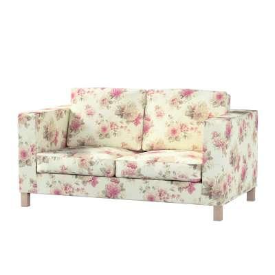 Bezug für Karlanda 2-Sitzer Sofa nicht ausklappbar, kurz von der Kollektion Londres, Stoff: 141-07