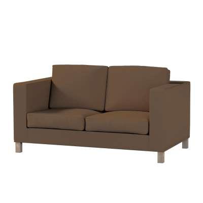 Huzat Karlanda 2-üléses kanapéra, nem kinyitható, rövid a kollekcióból Cotton Panama Bútorszövet, Dekoranyag: 702-02