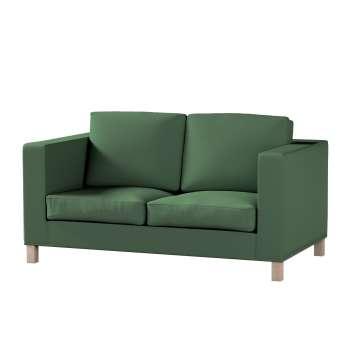 Karlanda 2-Sitzer Sofabezug nicht ausklappbar kurz Karlanda 2-Sitzer von der Kollektion Cotton Panama, Stoff: 702-06