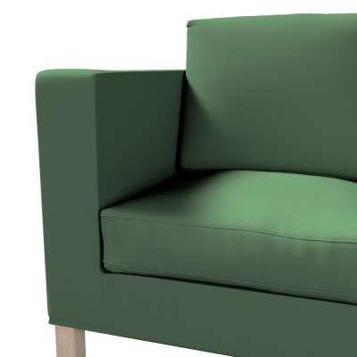 Karlanda betræk 2 sæder, kort fra kollektionen Cotton Panama, Stof: 702-06