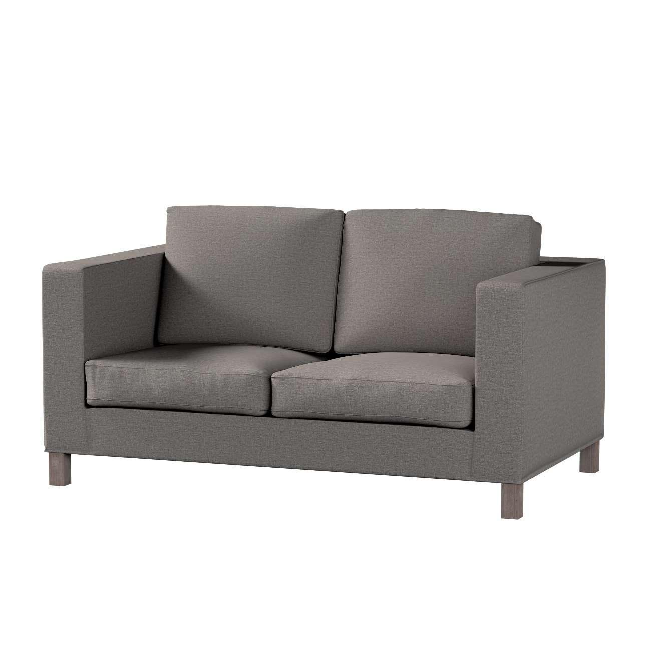 Pokrowiec na sofę Karlanda 2-osobową nierozkładaną, krótki Sofa Karlanda 2-os w kolekcji Edinburgh, tkanina: 115-77
