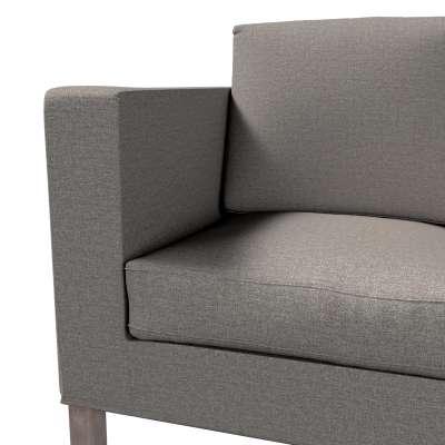 Bezug für Karlanda 2-Sitzer Sofa nicht ausklappbar, kurz von der Kollektion Edinburgh , Stoff: 115-77