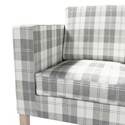 Potah na pohovku IKEA  Karlanda 2-místná, krátký v kolekci Edinburgh, látka: 115-79