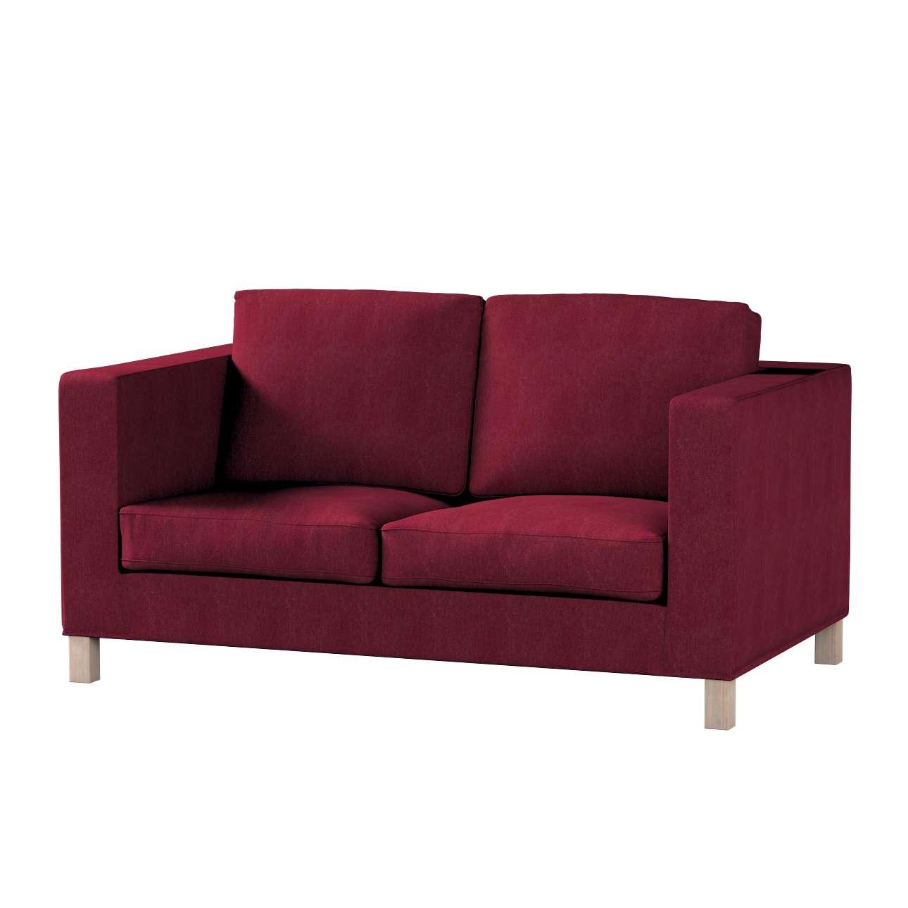 Potah na pohovku IKEA  Karlanda 2-místná, krátký pohovka Karlanda 2-os v kolekci Chenille , látka: 702-19
