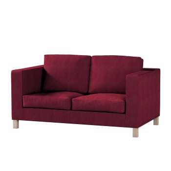 Pokrowiec na sofę Karlanda 2-osobową nierozkładaną, krótki Sofa Karlanda 2-os w kolekcji Chenille, tkanina: 702-19