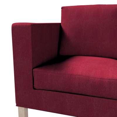 Potah na pohovku IKEA  Karlanda 2-místná, krátký v kolekci Chenille, látka: 702-19