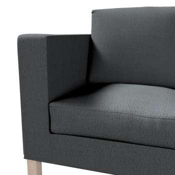 Karlanda 2-Sitzer Sofabezug nicht ausklappbar kurz von der Kollektion Chenille , Stoff: 702-20
