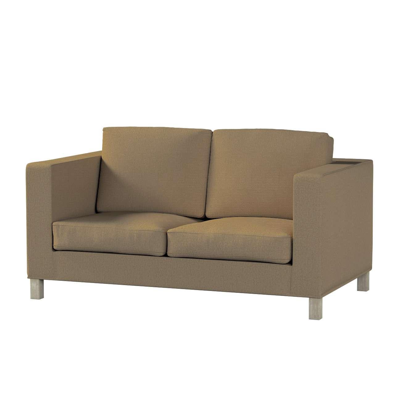 Pokrowiec na sofę Karlanda 2-osobową nierozkładaną, krótki Sofa Karlanda 2-os w kolekcji Chenille, tkanina: 702-21