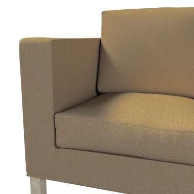 Bezug für Karlanda 2-Sitzer Sofa nicht ausklappbar, kurz von der Kollektion Chenille , Stoff: 702-21